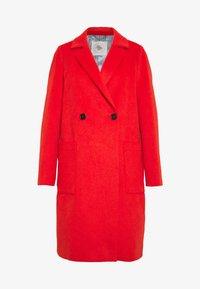 s.Oliver - LANGARM - Płaszcz wełniany /Płaszcz klasyczny - red - 3