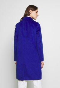 s.Oliver - LANGARM - Classic coat - glory blue - 2