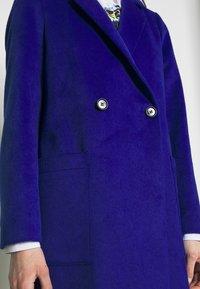 s.Oliver - LANGARM - Classic coat - glory blue - 5