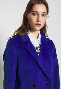 s.Oliver - LANGARM - Classic coat - glory blue - 3