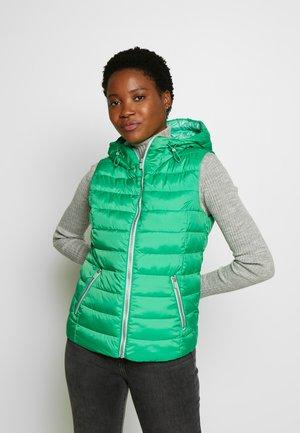 Waistcoat - neon green