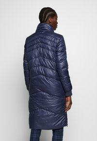 s.Oliver - LANGARM - Zimní kabát - blue - 2