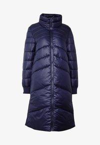 s.Oliver - LANGARM - Zimní kabát - blue - 4