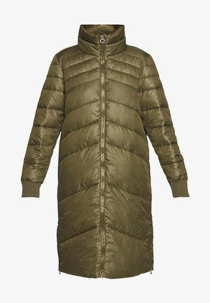 LANGARM - Winter coat - moss olive