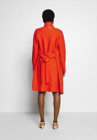 s.Oliver - Classic coat - spicy oran - 2