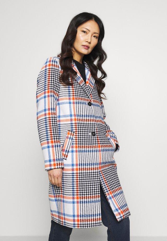 Płaszcz wełniany /Płaszcz klasyczny - nature