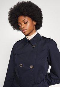 s.Oliver - Trenchcoat - navy - 4