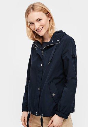 MIT KAPUZE - Light jacket - navy