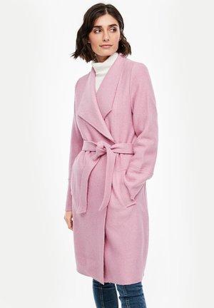 Classic coat - dusty lilac