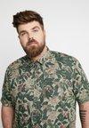 s.Oliver - REGULAR FIT 1/2 ARM - Shirt - olive disguise