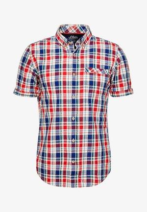 Košile - cherry