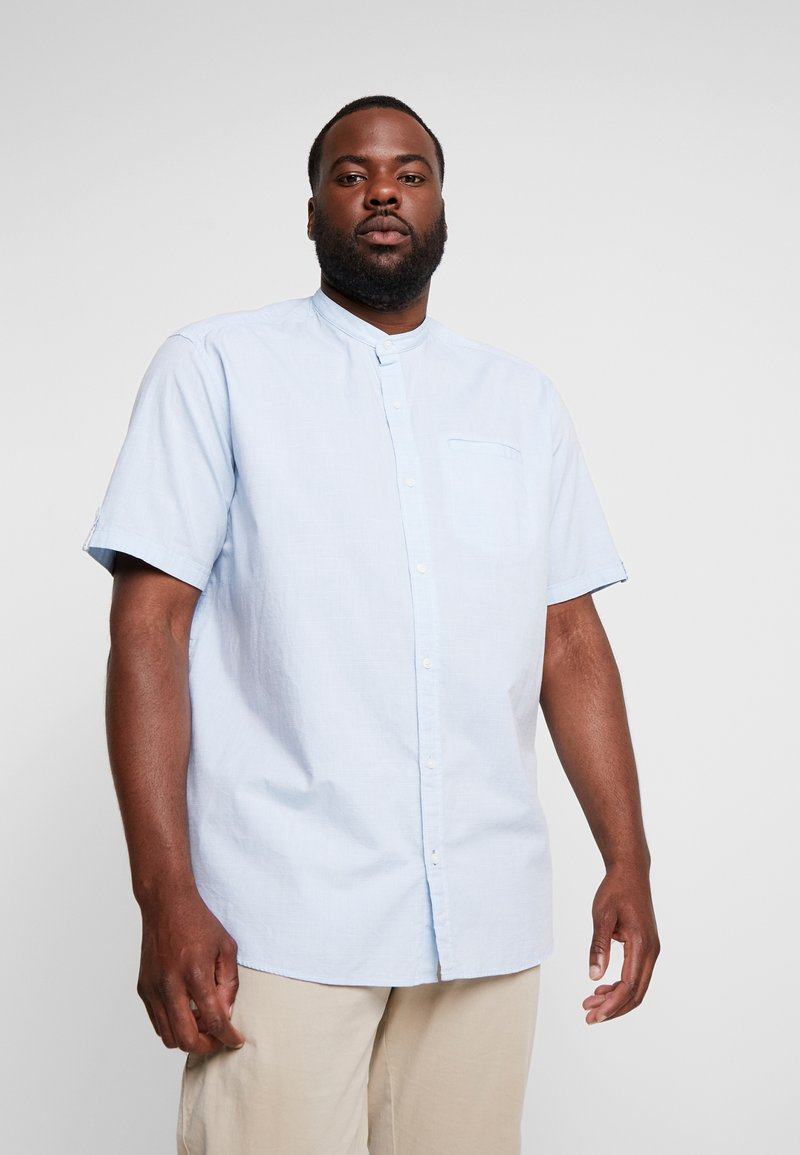 s.Oliver - REGULAR FIT 1/2 ARM - Hemd - blue mist