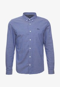 s.Oliver - SLIM FIT  - Skjorta - brillant blue - 4