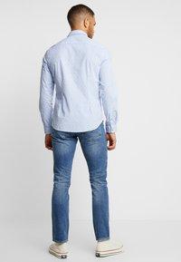 s.Oliver - SLIM FIT - Camisa - holiday blue - 2