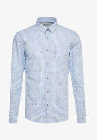 s.Oliver - SLIM FIT - Camisa - holiday blue - 4