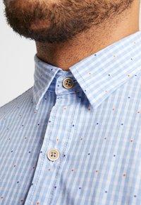s.Oliver - SLIM FIT - Camisa - holiday blue - 5