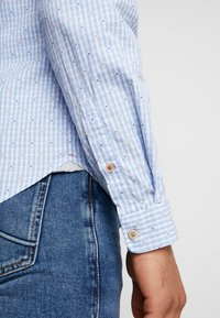 s.Oliver - SLIM FIT - Camisa - holiday blue - 3