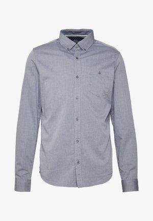 Vapaa-ajan kauluspaita - grey/blue