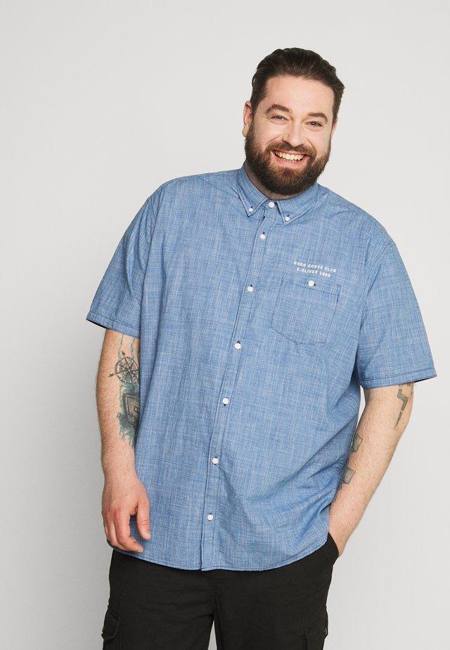 Overhemd - alpenveilchen