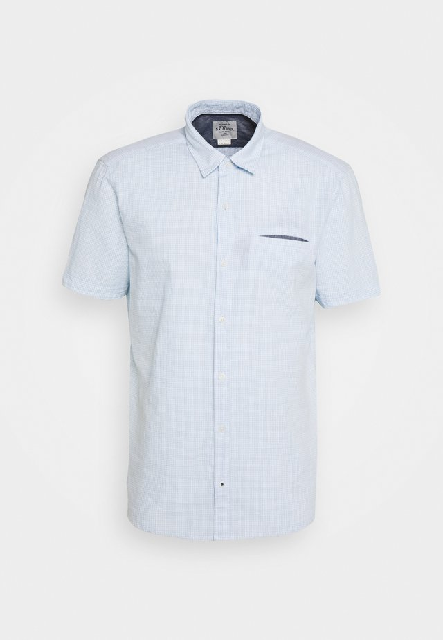 KURZARM - Overhemd - pazifikbla