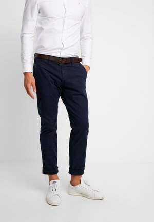 SLIM FIT - Pantalones chinos - fresh ink