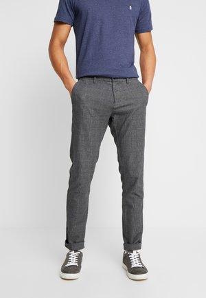Kalhoty - charcoal