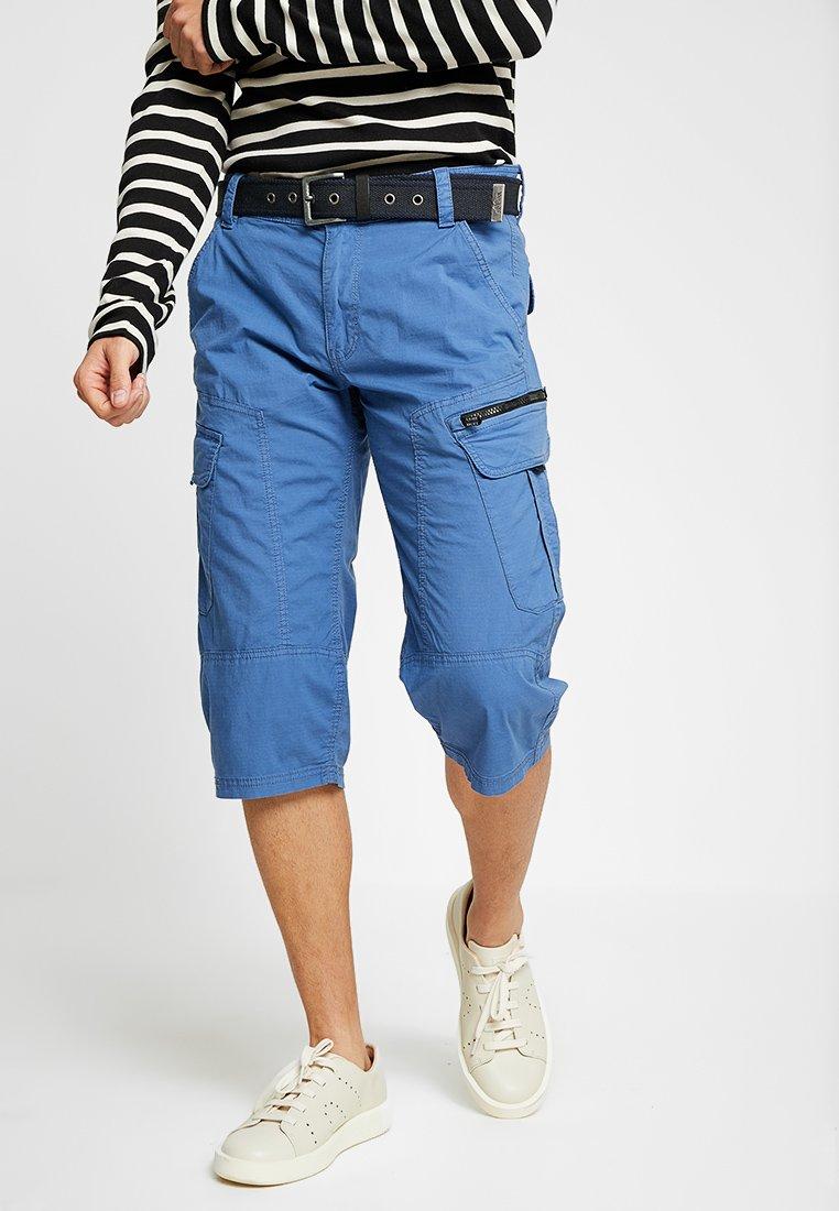 s.Oliver - HOSE - Shorts - oxide blue