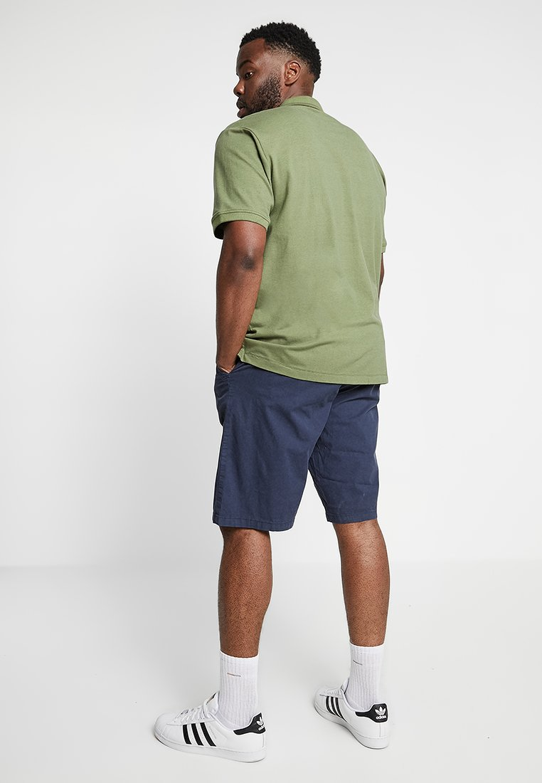 s.Oliver - RELAXED - Shorts - midnight