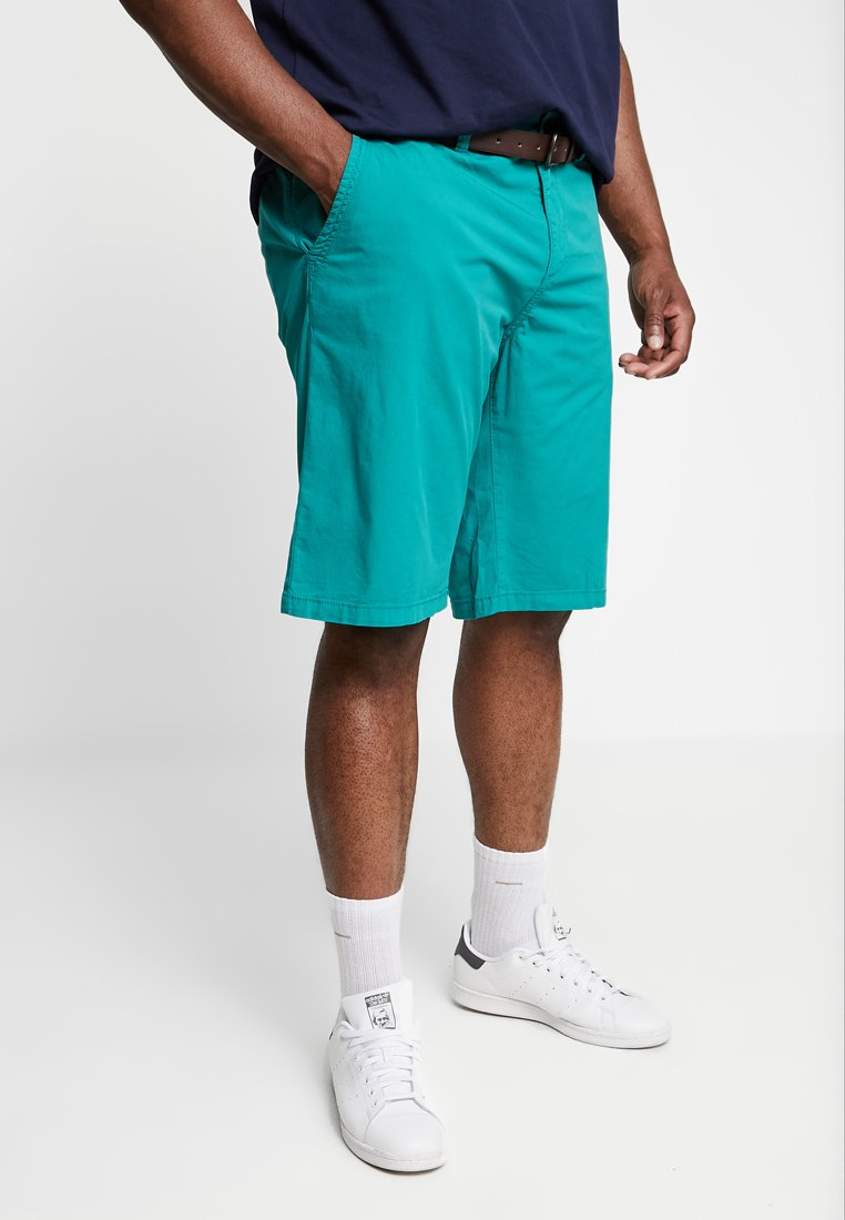 s.Oliver - RELAXED - Shorts - teal