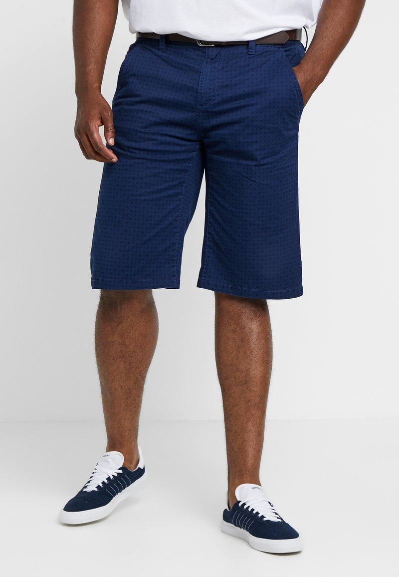 s.Oliver - Shorts - tile blue