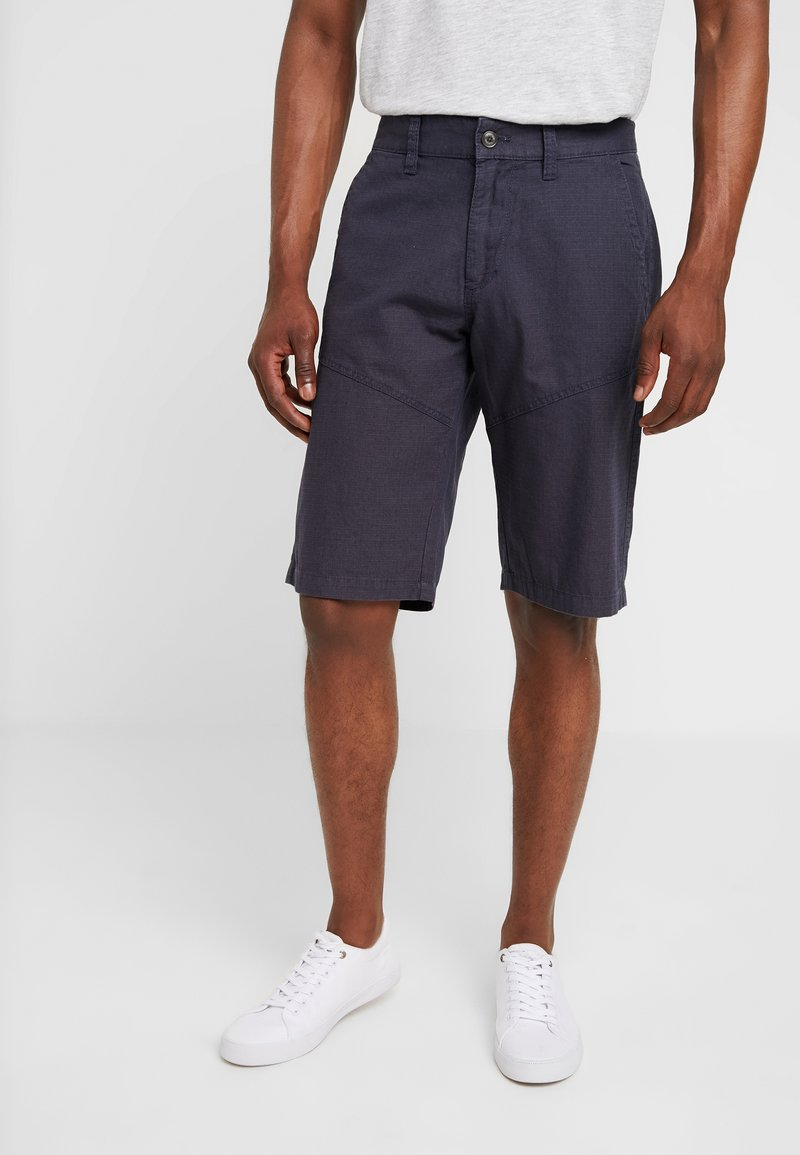 s.Oliver - RELAXED - Shorts - night blue