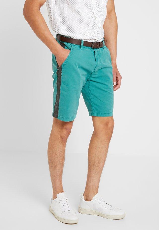 SLIM - Shorts - turmalin