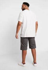 s.Oliver - Shorts - grey whale - 2