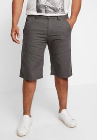 s.Oliver - Shorts - grey whale - 0