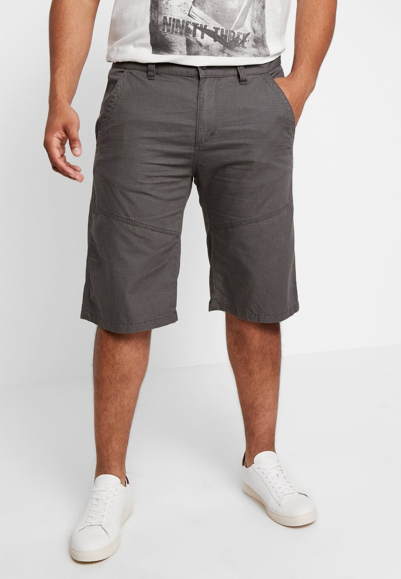 s.Oliver - Shorts - grey whale
