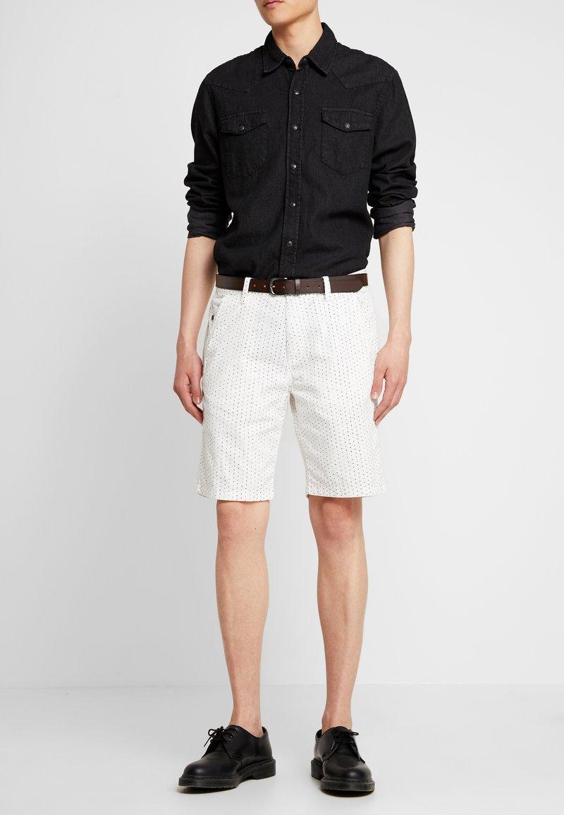 s.Oliver - Shorts - panna