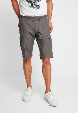 Shorts - smoke grey