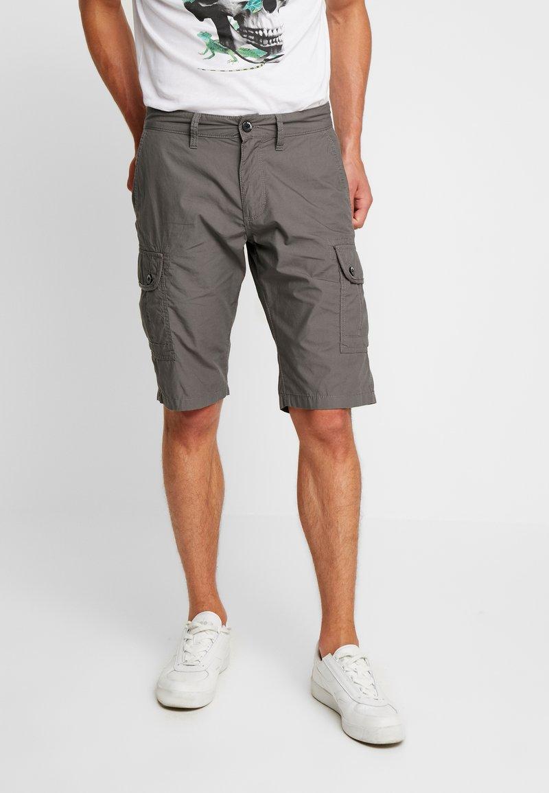 s.Oliver - Shorts - smoke grey