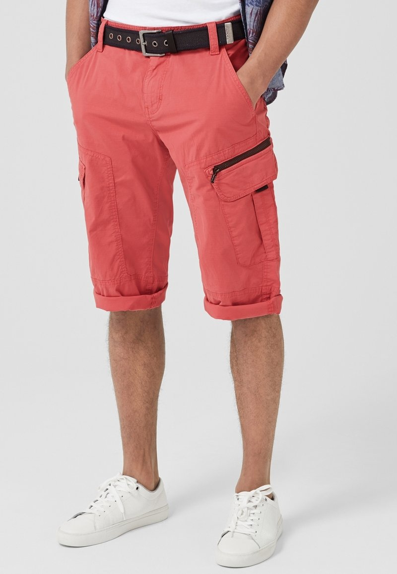 s.Oliver - Shorts - red