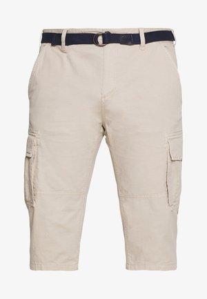 BERMUDA - Shorts - brown
