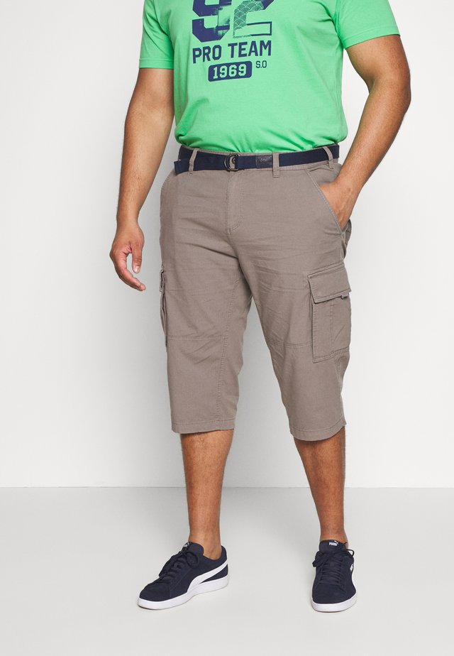 BERMUDA - Shorts - steel