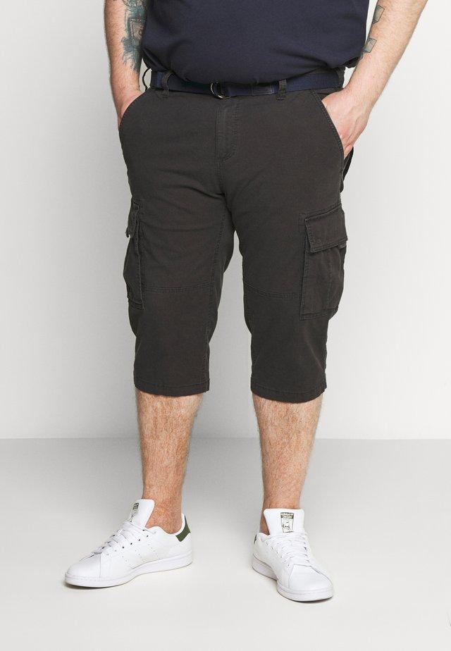 BERMUDA - Shorts - charcoal