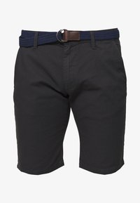 s.Oliver - Shorts - charcoal - 3