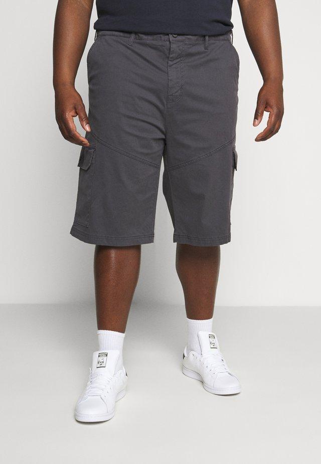 BERMUDA CARGO - Shorts - ebony