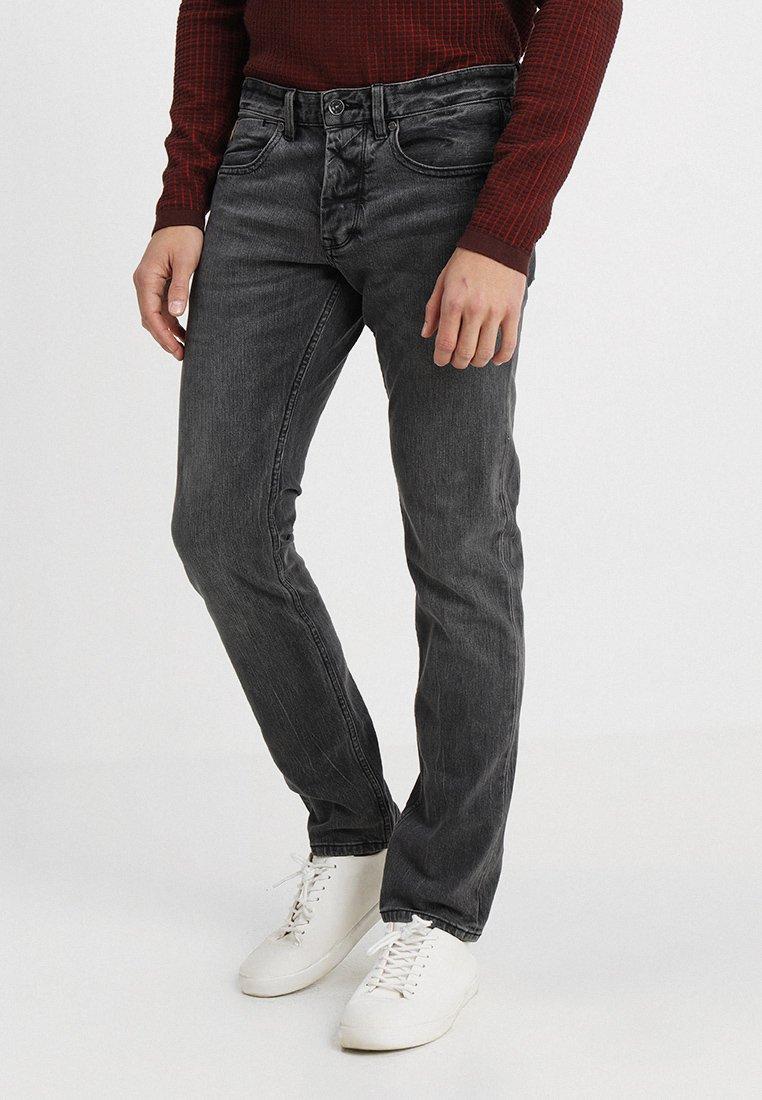 s.Oliver - Jeans Slim Fit - grey denim stretch