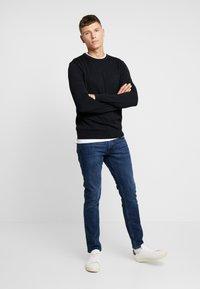 s.Oliver - Jeans slim fit - blue denim - 1
