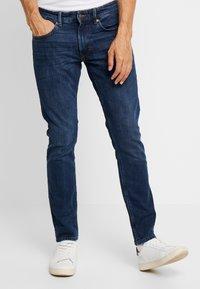 s.Oliver - Jeans slim fit - blue denim - 0