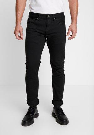 Slim fit jeans - denim blac