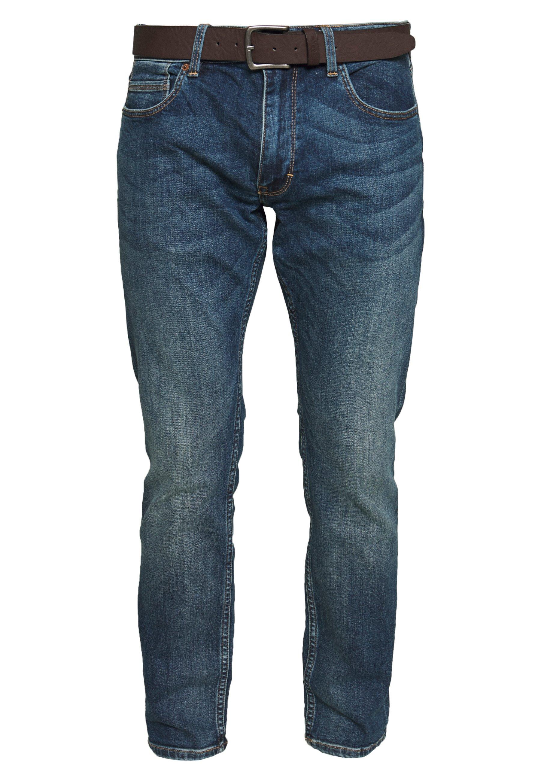 S.oliver Jeans Straight Leg - Blue Denim