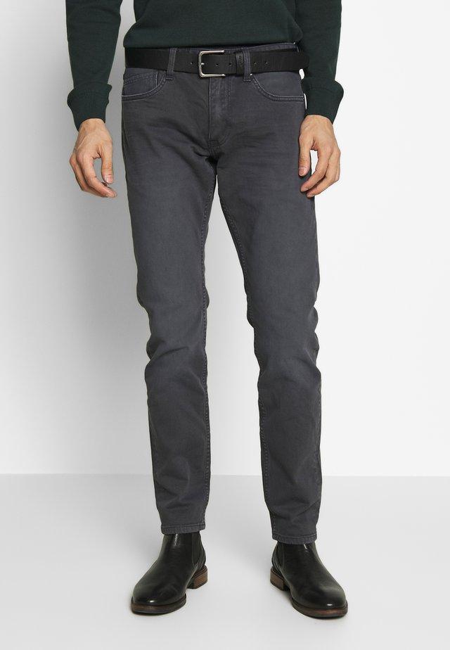 Slim fit jeans - denim dark